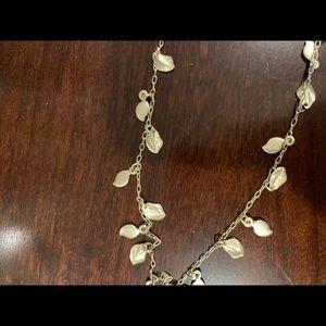 Feather Lia Sophia necklace